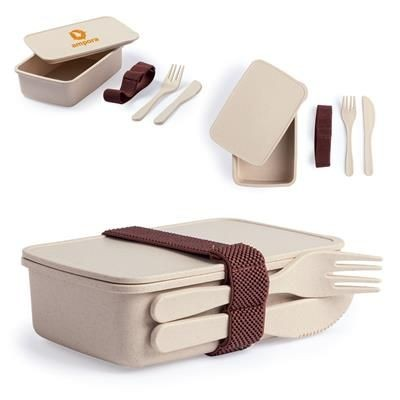 Picture of INGLETON BAMBOO LUNCH BOX