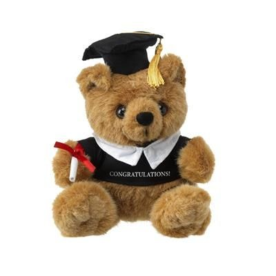 Picture of GRADUATION TEDDY BEAR