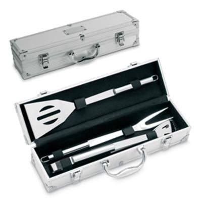 Picture of TRAVEL 3 PIECE BBQ SET