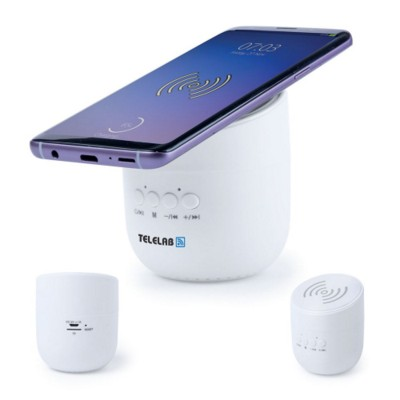 Picture of THORNTON CORDLESS CHARGER SPEAKER