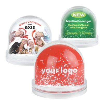 Picture of SNOW GLOBE SHAKER