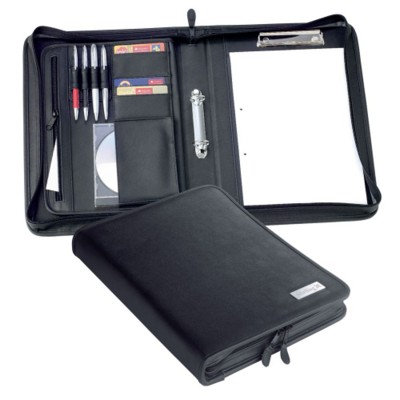Picture of JET A4 ZIP 2 RING CONFERENCE BINDER