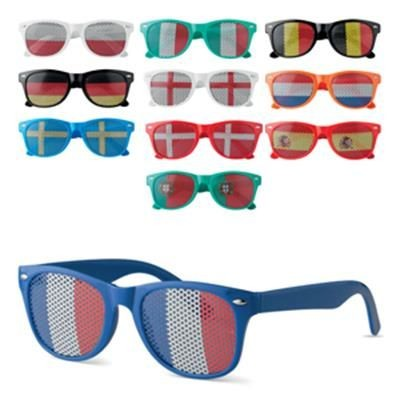 Picture of COUNTRY FLAG GLASSES