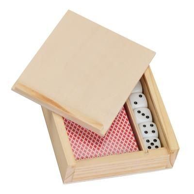 Picture of DECK AND DICE