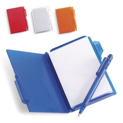 Picture of VECTOR NOTE PAD AND PEN
