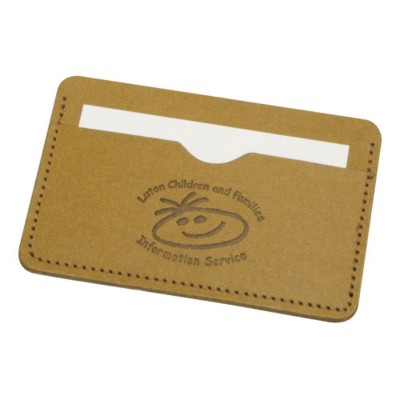 Picture of ECO NATURAL BUSINESS CARD WALLET