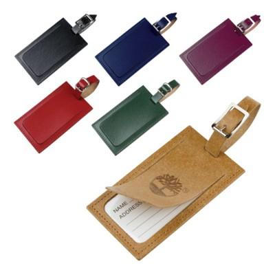 Picture of ECO NATURAL LEATHER LUGGAGE TAG