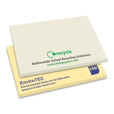 Picture of RECYCLED A7 (100X75MM) STICKY NOTES