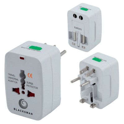 Picture of BACKPACKERS TRAVEL ADAPTOR