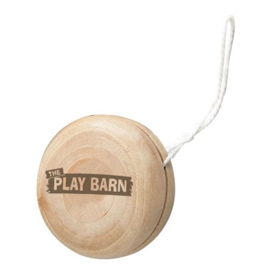 Picture of WOOD YO-YO
