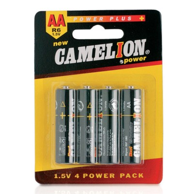 Picture of 4 BATTERIES PACK 1,5V AA- R06