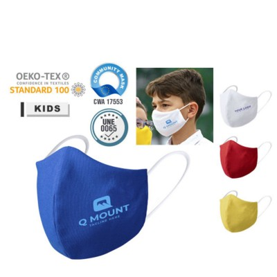 Picture of REUSABLE CHILDRENS HYGIENIC MASK GALANT
