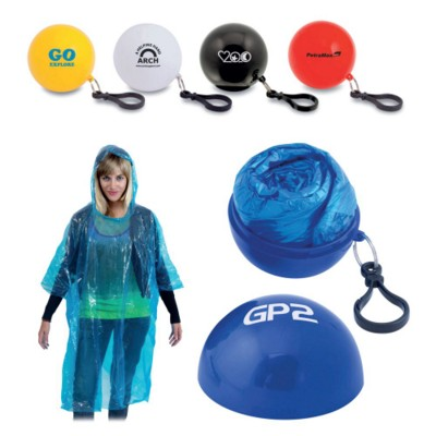 Picture of KEYRING RAINCOAT STORM