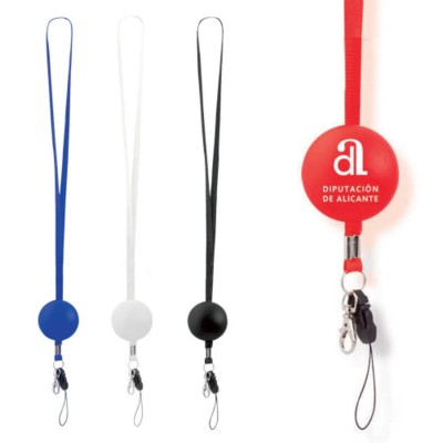 Picture of ANTISTRESS LANYARD RODIO