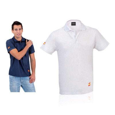 Picture of POLO SHIRT TECNIC BANDERA