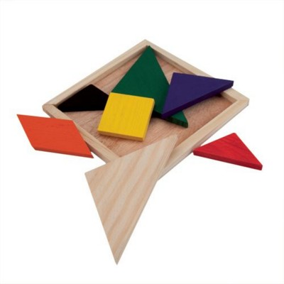Picture of PUZZLE TANGRAM