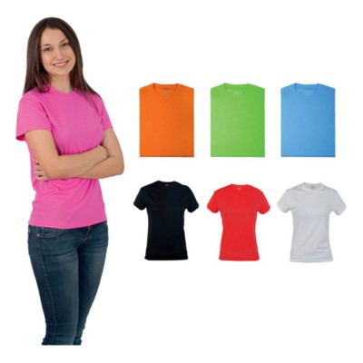 Picture of LADIES TEE SHIRT TECNIC PLUS