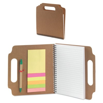 Picture of STICKY NOTE PAD MAKRON