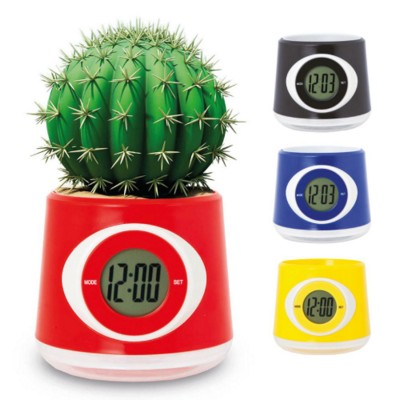 Picture of POT DESK CLOCK ZELMO