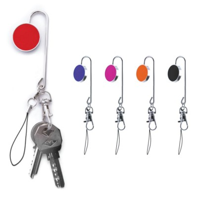 Picture of BAG HANGER KEY FINDER LYSIA