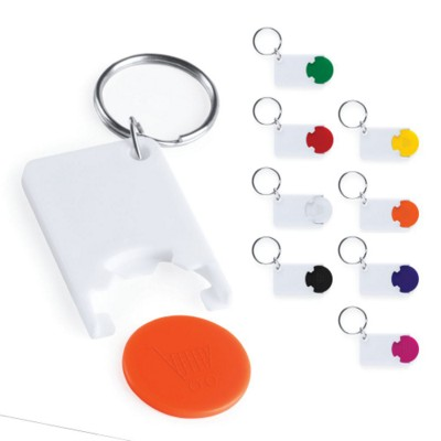 Picture of KEYRING COIN ZABAX