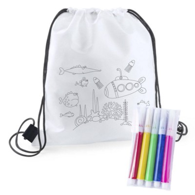 Picture of DRAWSTRING BAG BACKYS