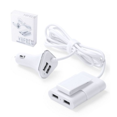 Picture of USB CAR CHARGER YOFREN