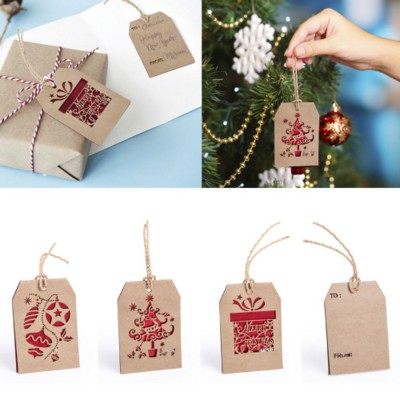 Picture of CHRISTMAS GIFT TAG GOSLAK