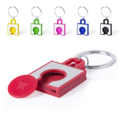 Picture of KEYRING COIN FLIANT