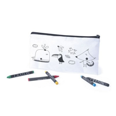 Picture of PENCIL CASE SKINGA