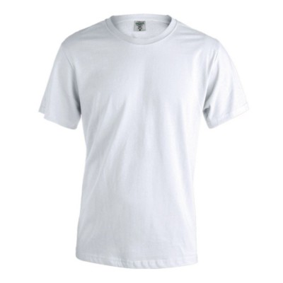 Picture of ADULT WHITE T-SHIRT KEYA MC130