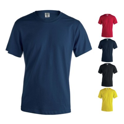 Picture of ADULT COLOUR TEE SHIRT KEYA MC130
