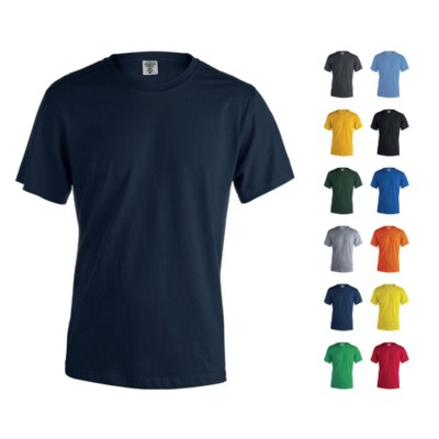 Picture of ADULT COLOUR TEE SHIRT KEYA MC180