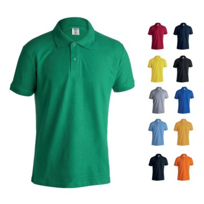 Picture of ADULT COLOUR POLO TEE SHIRT KEYA MPS180