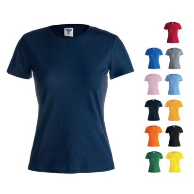 Picture of LADIES COLOUR TEE SHIRT KEYA WCS150
