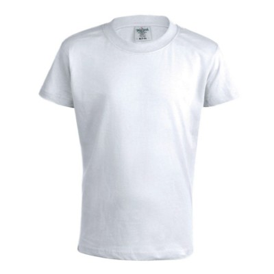 Picture of CHILDRENS WHITE TEE SHIRT KEYA YC150