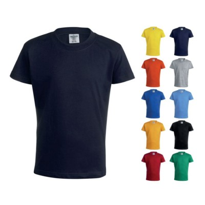 Picture of CHILDRENS COLOUR TEE SHIRT KEYA YC150