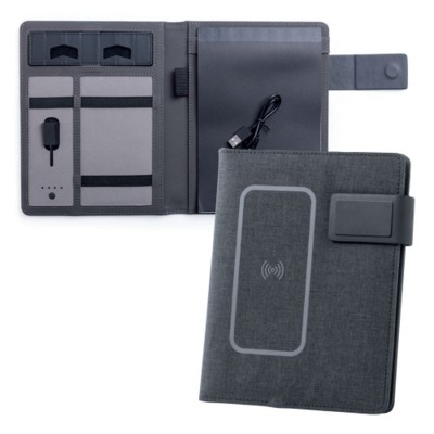 Picture of POWER BANK USB NOTE PAD MALVET