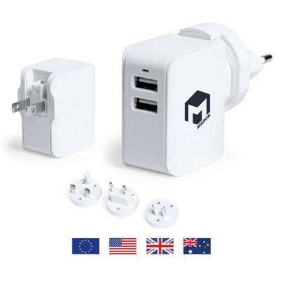 Picture of TRAVEL ADAPTER DUBAN