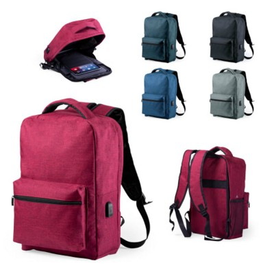 Picture of ANTI-THEFT BACKPACK RUCKSACK KOMPLETE