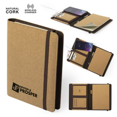 Picture of CHARGER NOTE PAD TOSKAN