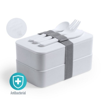 Picture of ANTIBACTERIAL LUNCH BOX FANDEX
