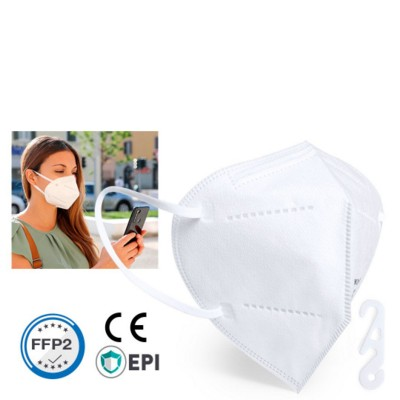 Picture of AUTO FILTERING MASK FFP2 WHITE TENSIL