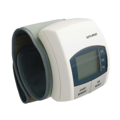 Picture of WRIST BLOOD PRESSURE MONITOR HEALTH