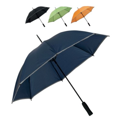 Picture of HIGH VISIBILITY REFLECTIVE 23 INCH STORM UMBRELLA