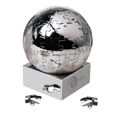 Picture of WORLD PUZZLE GLOBE
