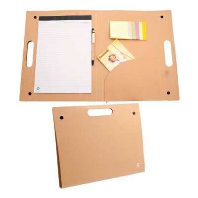 Picture of RECYCLED CARDBOARD CARD FOLDER