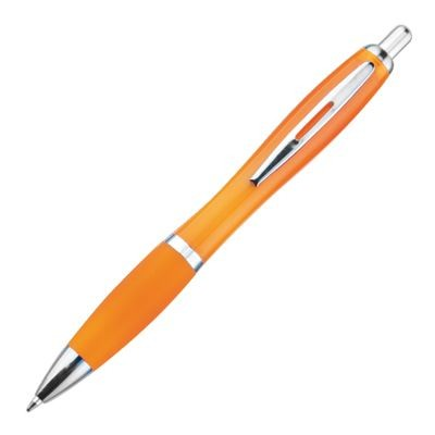 Picture of TONIC COLOUR BALL PEN in Orange