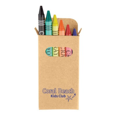 Picture of WAX CRAYON SET