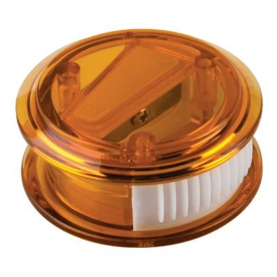Picture of PENCIL SHARPENER in Translucent Orange